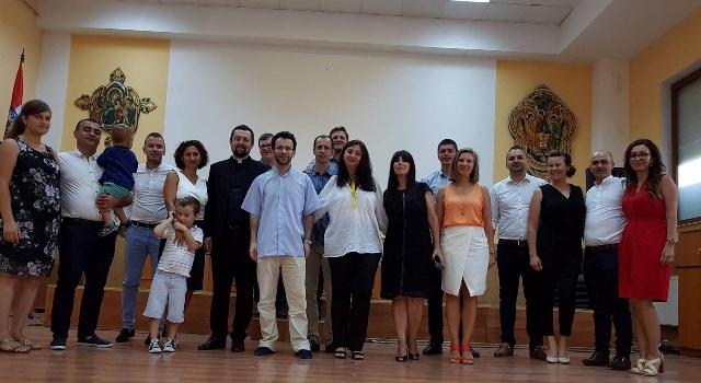 Întâlnirea de 10 ani de la absolvirea Facultatii de Teologie 2007-2017,