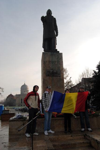 Mihai Eminescu sarbatorit la Oradea,