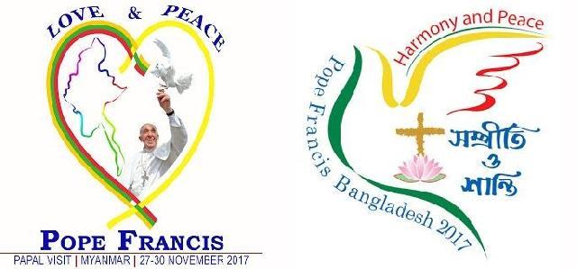 """""""Papa va merge în Myanmar si Bangladesh, între 27 noiembrie si 2 decembrie 2017"""","""