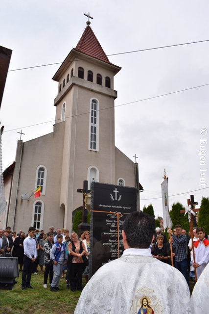 Sarbatorirea Bisericii Unite si comemorarea înaintasilor supurani,