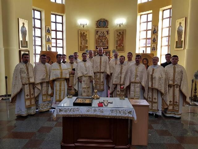 """""""Întâlnirea formatorilor din seminarele greco-catolice din Europa la Lviv, Ucraina"""","""
