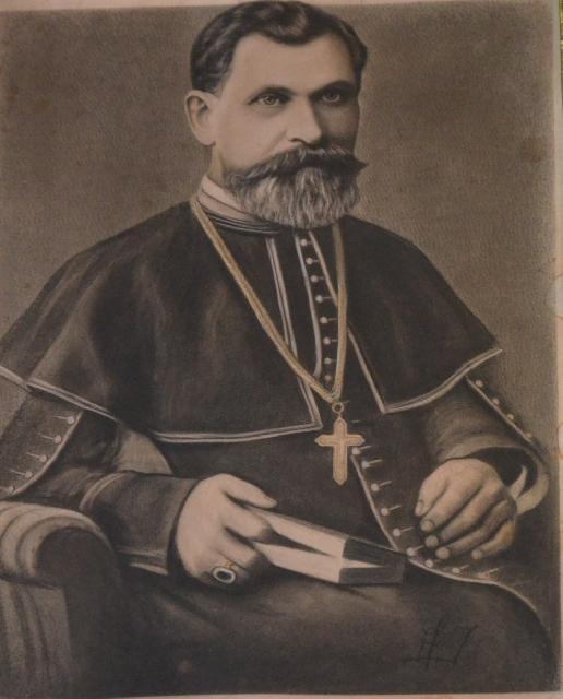"""""""Mihai Pavel, Episcopul greco-catolic al Diecezei de Oradea, Parintele Scolilor din Beius"""","""