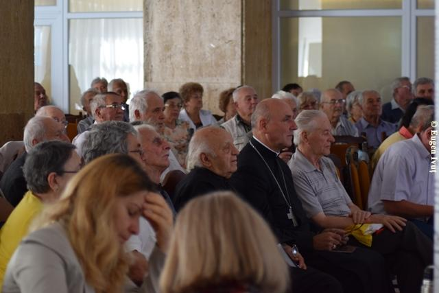 "S-a lansat brosura ""Rezistenta si Represiune în Bihor"","