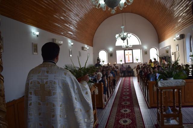 Hramul Bisericii din Suplacul de Barcau,