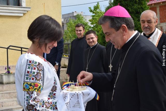 Vizita Nuntiului Apostolic în Eparhia de Oradea,