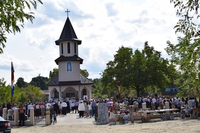 Sfintirea Bisericii din Valcaul de Sus,