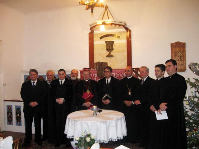 La Oradea continua Saptamâna de Rugaciune pentru Unitatea Crestinilor,