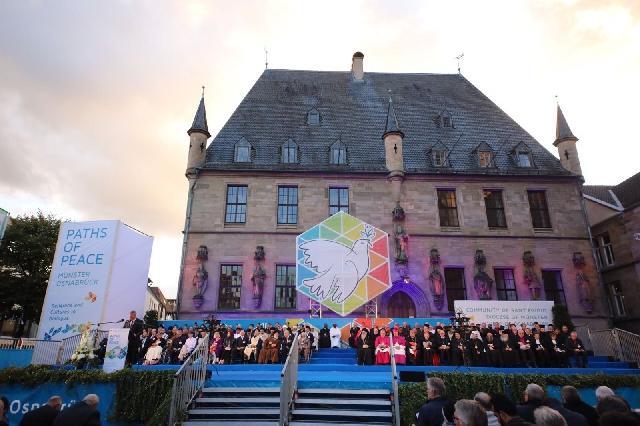 Apelul la pace al Comunitatii Sant'Egidio 2017,