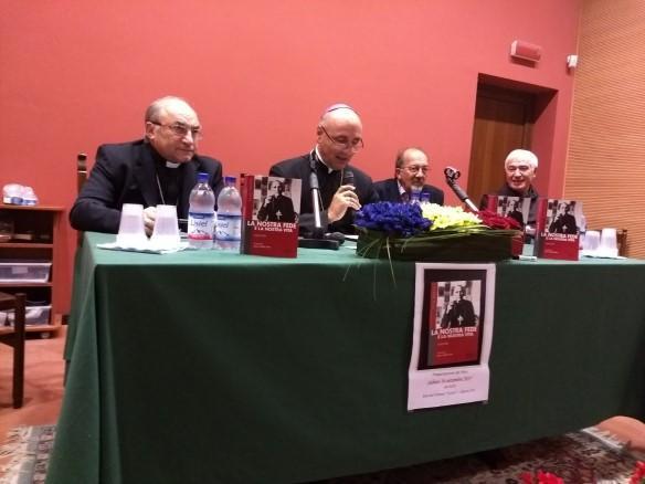 Prezentarea cartii Mons. Iuliu Hossu la Oderzo (TV),