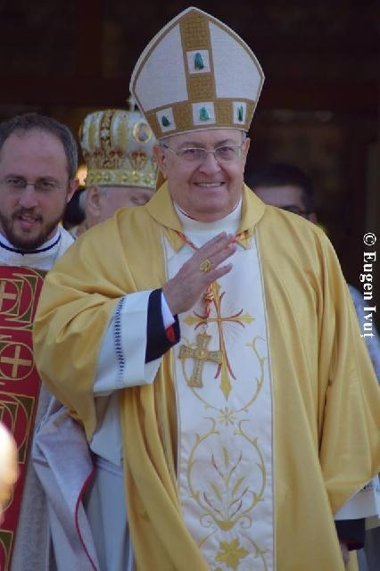 S-a încheiat vizita în România a cardinalului prefect al Congregatiei pentru Bisericile Orientale,