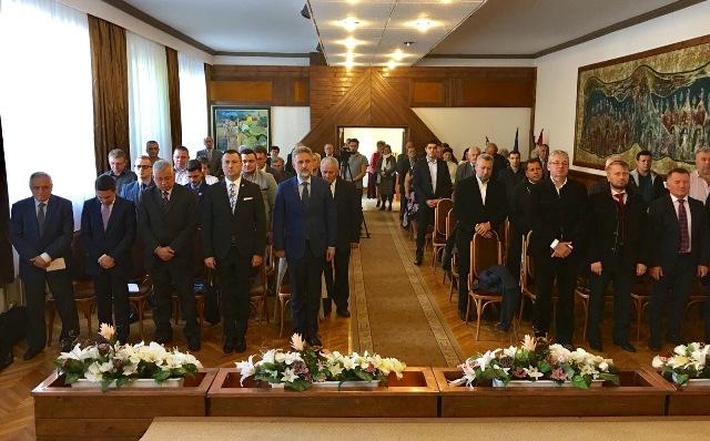 """""""Tripla comemorare româneasca la Letavertes, în Ungaria"""","""