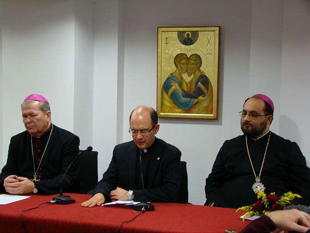 Redeschiderea Centrului de studii bizantine al Parintilor Augustinieni Asumptionisti de la Bucuresti,