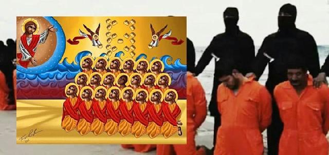 Au fost gasite în Libia trupurile coptilor ucisi de ISIS,
