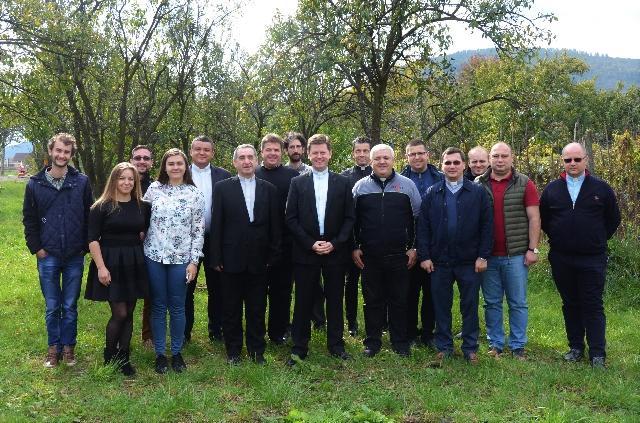 Sesiunea de toamna a Comisiei pentru  Pastoratia Tineretului din cadrul Conferintei Episcopilor Catolici din România,