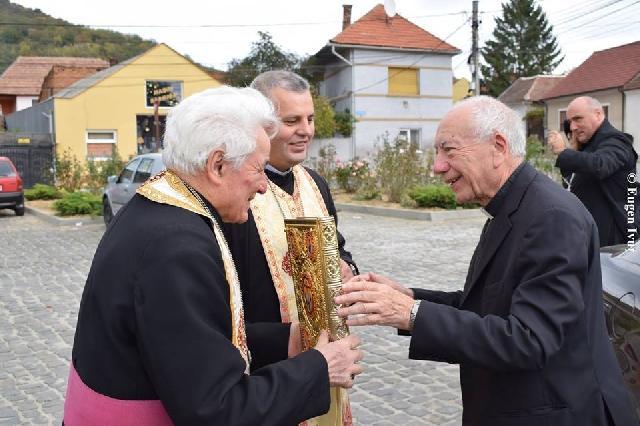 Vizita Cardinalului Coccopalmerio în Salaj,