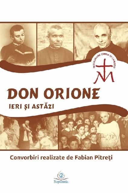 Fabian Pitreti: Don Orione – ieri si azi,