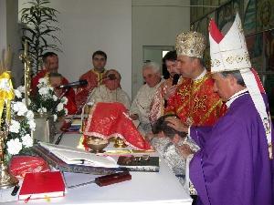 Vizita Nuntiului apostolic la Zalau,