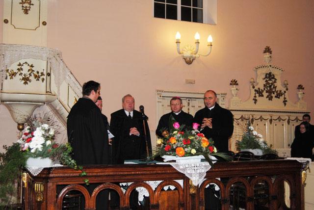 Cea de-a patra întâlnire ecumenica din cadrul Saptamânii de Rugaciune,