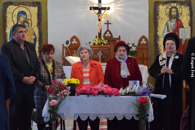 Lansarea cartii de poezie a doamnei Ioana Precup,