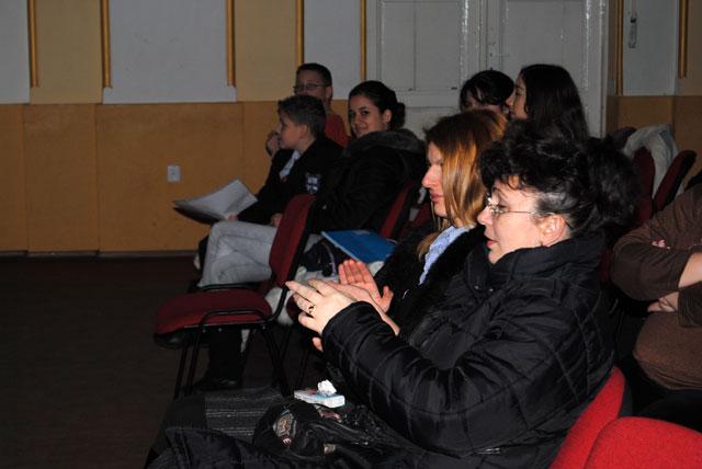 """""""Prima editie a concursului de monologuri în limba engleza, la Liceul Teologic Greco-Catolic"""","""