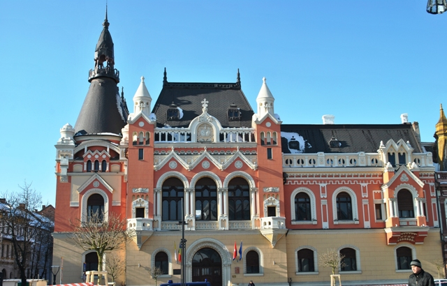 Istoria zbuciumata a Palatului Episcopal Greco-Catolic din Oradea,