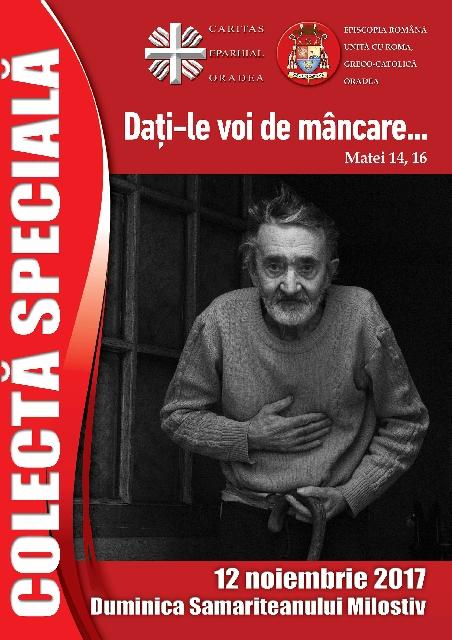 Colecta speciala,