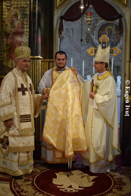Hirotonirea întru preot a diaconului Mirel Demian,