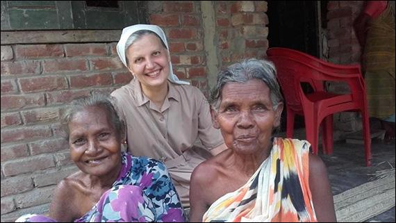 Bangladeshul în asteptarea papei Francisc,