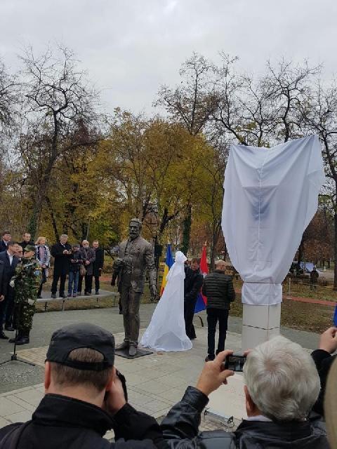 La 90 de ani de la moartea lui Ion I.C. Bratianu – Statuie dezvelita la Oradea,