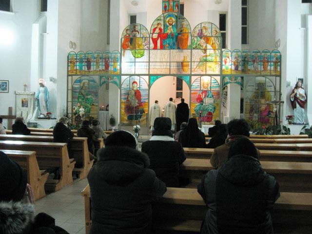 Saptamâna de rugaciune pentru unitatea crestinilor la Zalau,