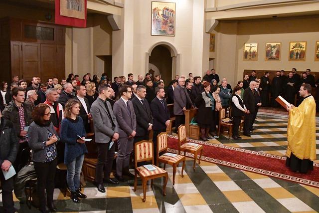Concertul de colinde al studentilor Colegiului Pontifical Pio Romeno,