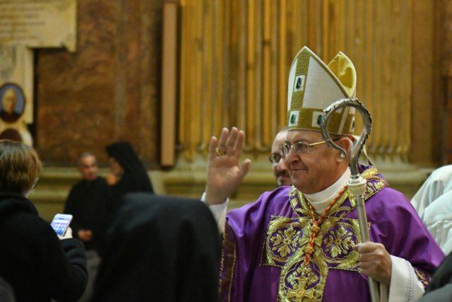 Cardinalul Sandri – 50 de ani de preotie,