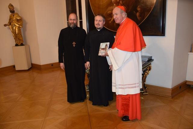 """""""Obtinerea titlului de doctor în teologie, jubileu preotesc, numire de preoti si prezentare de carte la Viena"""","""