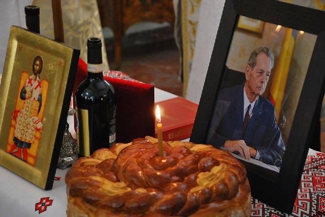 Regele Mihai comemorat la Roma,