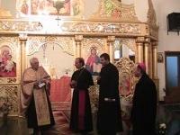 Ambasadorul Vaticanului în vizita în Salaj,