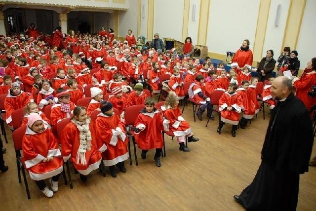 Colindul mosilor – Liceul Greco Catolic Iuliu Maniu Oradea,