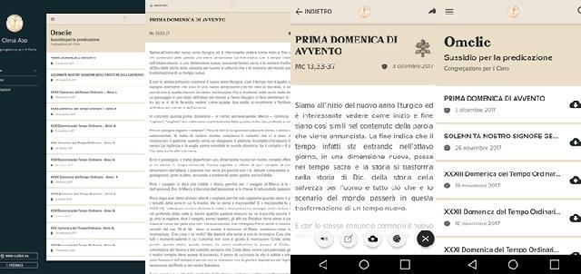 """""""Clerus App"""" – aplicatie pentru predici de la Congregatia pentru Cler Aplicatie pentru predici,"""