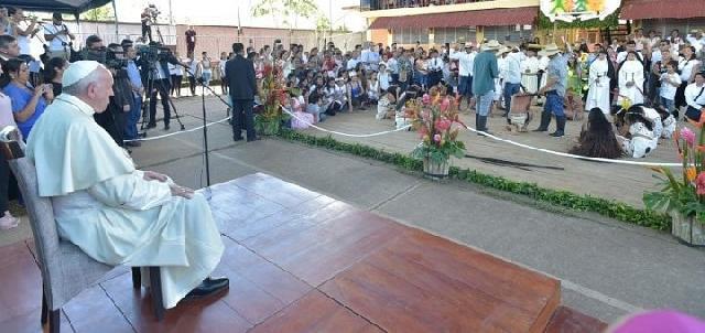 Papa Francisc catre copiii abandonati: Lumea are nevoie de voi,