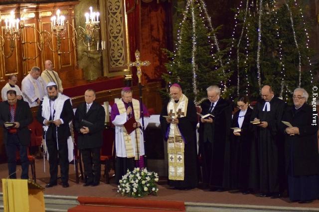 Saptamâna de rugaciune pentru unitatea crestinilor la început,