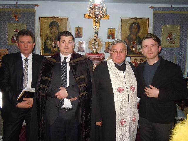 """Seara de rugaciune ecumenica în Parohia Poiana, Bihor"","