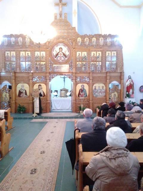 Rugaciunea Ecumenica pentru Unitatea Crestinilor la Beius,