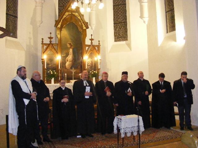 A patra zi de rugaciune pentru Unitatea Crestinilor,