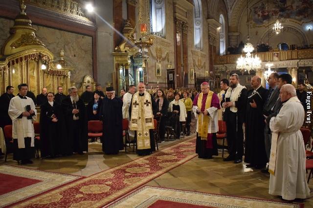 A opta zi de rugaciune pentru Unitatea Crestinilor,