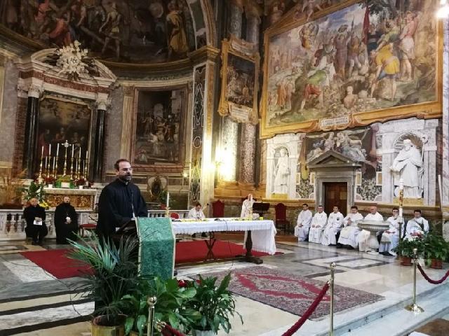 Celebrari la Roma cu ocazia Octavei de Rugaciune pentru Unitatea Crestinilor,