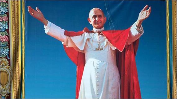 """""""Papa Paul al VI-lea sfânt, cardinalii aproba minunea"""","""