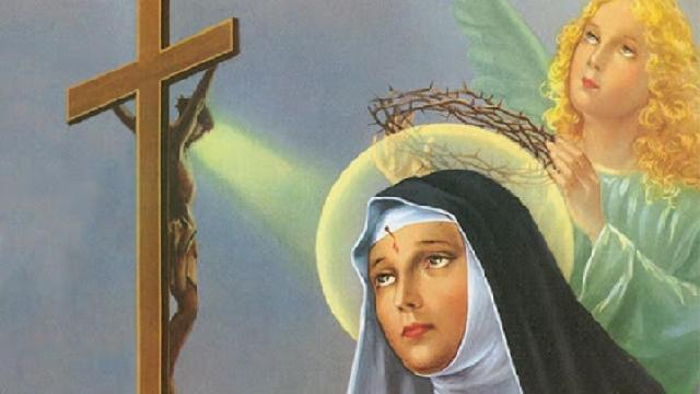 Cununa de rugaciuni în cinstea Sfintei Rita de Cascia,