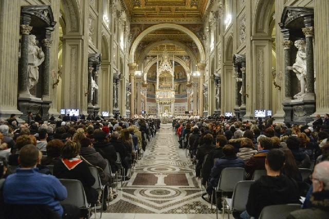 Comunitatea Sant'Egidio în sarbatoare,