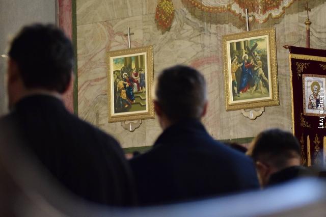 """Invitatie: Calea Crucii în Parohia """"Tuturor Sfintilor"""" Oradea,"""