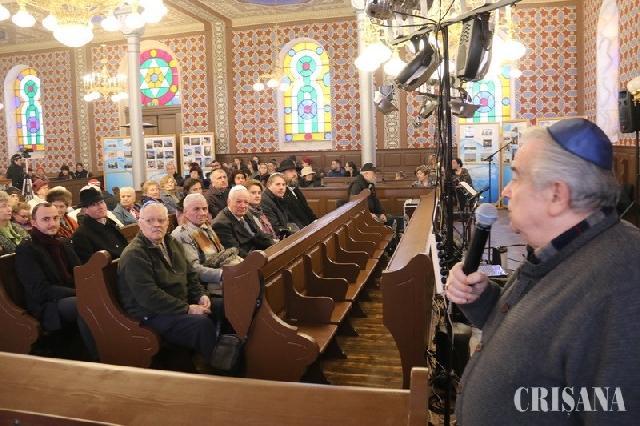 Cea mai vesela sarbatoare a calendarului iudaic – Evreii din Oradea au sarbatorit Purimul,