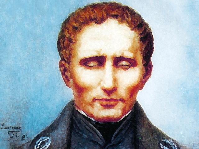 """""""Louis Braille, muzicianul catolic orb care a facut posibila lectura tactila"""","""